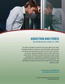 Addiction and Stress (COD Lesson)