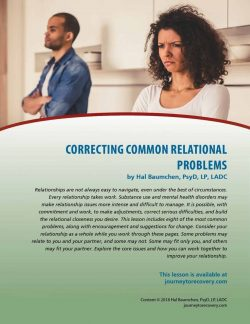 Correcting Common Relational Problems (COD Lesson)