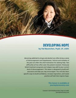 Developing Hope (COD Lesson)