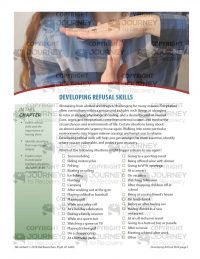 Developing Refusal Skills (COD Lesson)