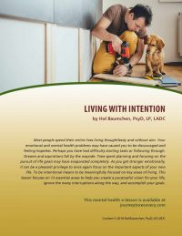 Living with Intention (MH Lesson)