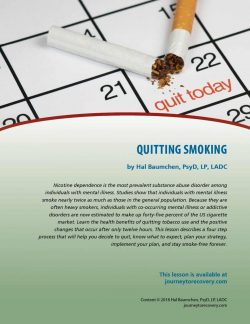Quitting Smoking (COD Lesson)