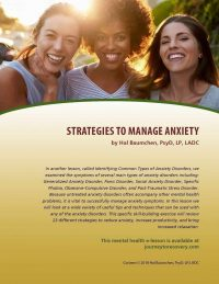 Strategies to Manage Anxiety (MH Lesson)