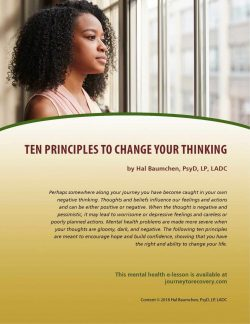 Ten Principles to Change Your Thinking (MH Lesson)
