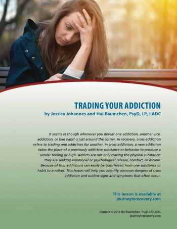 Trading Your Addiction (COD Lesson)