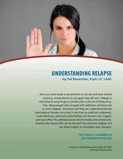 Understanding Relapse (COD Lesson)
