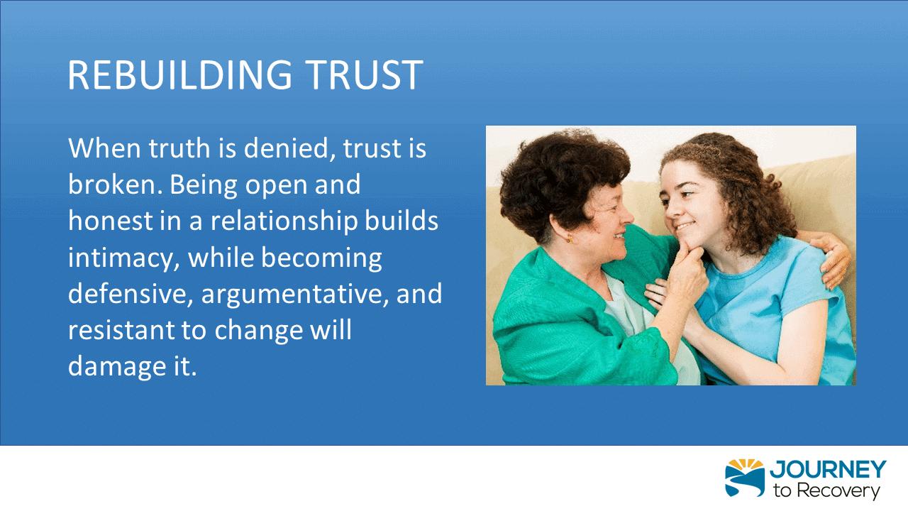 Rebuilding Trust (PowerPoint Presentation)