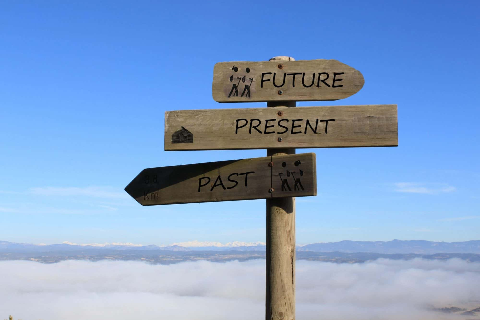 Insight for the Journey: Living in the Present Moment