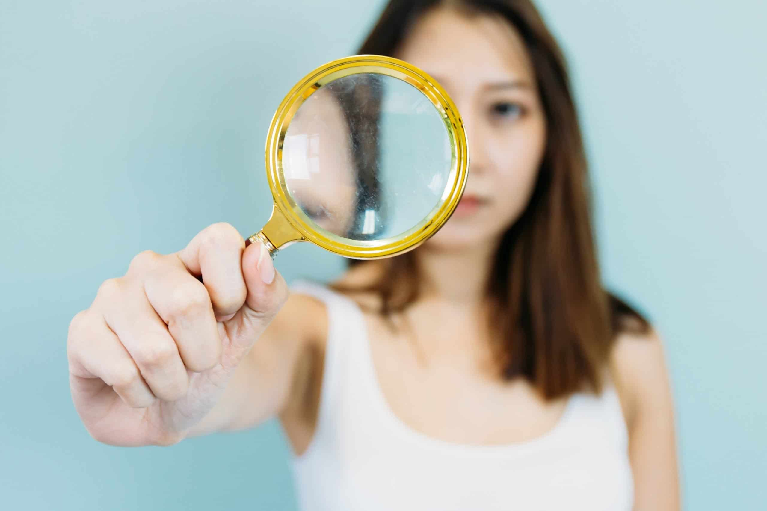 Insight for the Journey: Magnifying the Negative